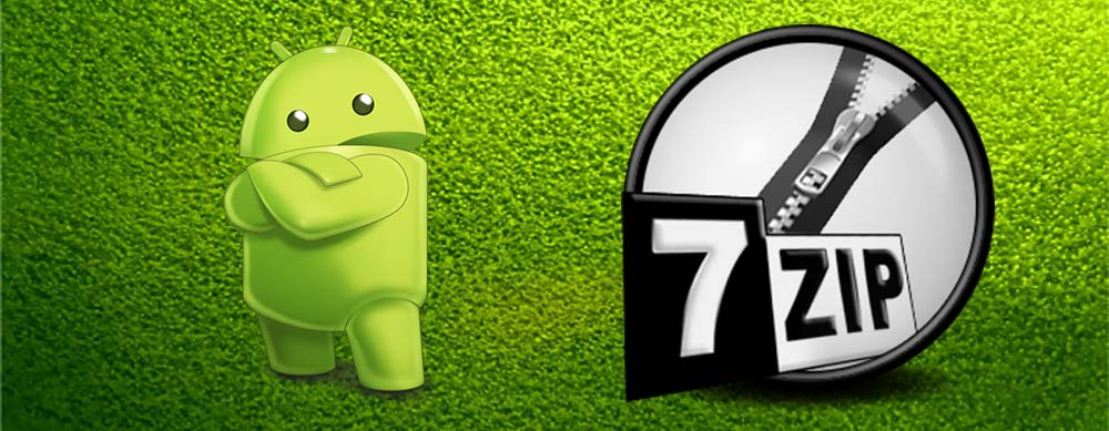 7zip android шапка сайта