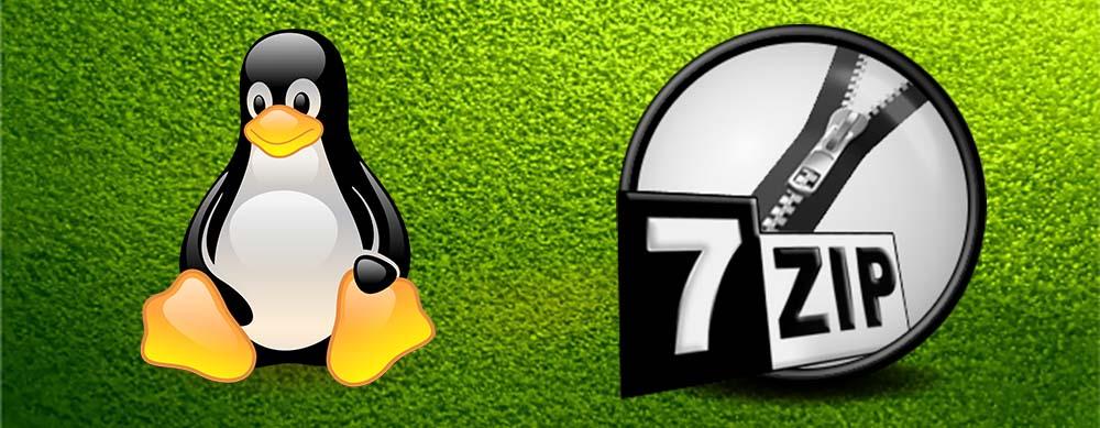 7zip linux шапка сайта